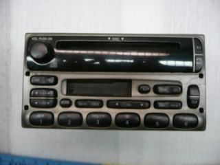 Ford Expedition Explorer Factory Radio CD Player 02 03 04 2002 2003 2004