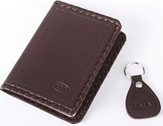 New Leather Auto Documents Holder All Brand Car Art 065 07 19