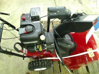 Toro Power Max 726OE 26 in Two Stage Electric Start Gas Snow Blower $899 00