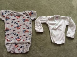 Lot of 35 Baby Boys Clothes Shirts Pants Snowsuit Hats Suits Size 0 3 6 Months
