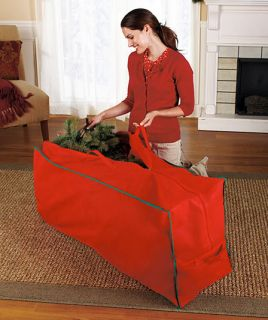 Artificial Christmas Tree Large Storage Bag Case Holder Handle Zipper Holiday