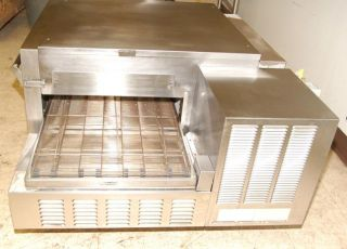 Lincoln Impinger Electric Conveyor Pizza Oven Model 1162