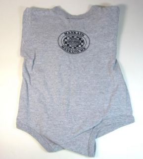 Harley Davidson 100 Baby Long Sleeve One Piece 1 Body Suit Mankato 18 Months