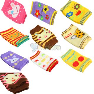 10pairs Short Legging Tights Arm Leg Warmers Protector Cute Babies Toddler Socks