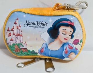 Disney Princess Snow White Mini Tin Coin Purse