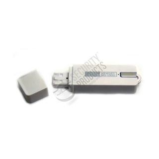 25 Day Battery USB Flash Drive Voice Recorder Covert Hidden Spy Audio Recording