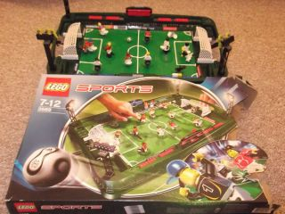 Lego Sport Football Stadium Building Set with Box Set 3569
