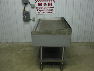 "Vulcan 48"" Heavy Duty Gas Griddle Flat Top Grill 4'"