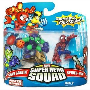 Super Hero Squad Hulk Figure