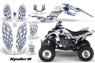 Yamaha Raptor 660 Graphics Kit Decals Stickers SXBLW