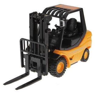Cool Mini RC Toy Forklift Radio Remote Control Truck Car Auto Vehicle Kids Boys