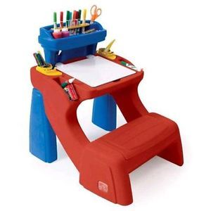 Step2 Write Desk Arts Crafts Toy Student Kid's Children's Art Play Table Toy