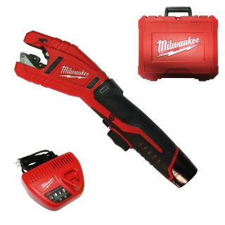 Milwaukee 2471 21 M12™ Cordless Lithium ion Copper Tubing Cutter Kit