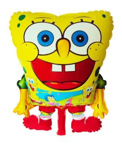 Spongebob Mylar Baby Shower Balloon Birthday Baby Shower Party Sponge Bob Baby