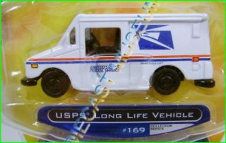USPS Long Life Mail Delivery Vehicle Truck US Mail Dub City Diecast Jada RARE