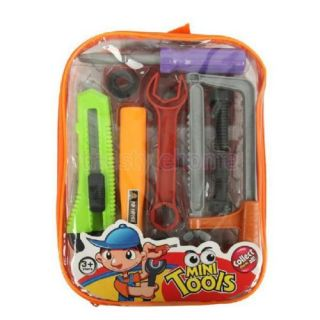 Preschool Kids Educational Playing House Repairman Toy Sets Mini Tools New