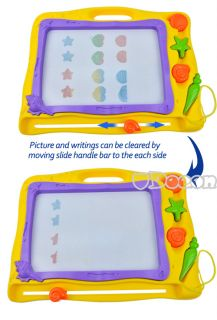 Oversized Color Easy Write Magnetic Magic Drawing Board Toy for Kids DN00