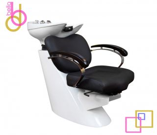 Shampoo Backwash Unit Bowl Chair Salon Spa Sink Equipment Vera 7500