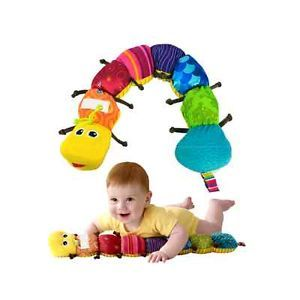 Lamaze Musical Inchworm Toys for Baby