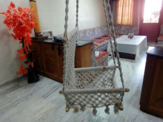 Indian Handcrafted Swing Swinger Indoor Outdoor 4 Kids