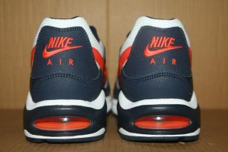 2013 Sample Nike Air Max Command Shoe Jordan Orange Airmax 1 95 90 8 5 Men's 9