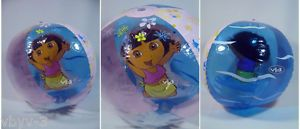 Dora The Explorer Beach Ball Inflatable Blow Up Kids Toys Party Favor Decor 16""