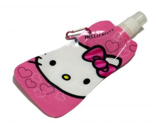Hello Kitty Stationery Kids Girls Pencil Luggage Tag Collapsible School Gift Set