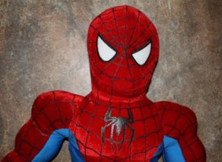 "Spider Man 30"" Plush Toy Kids Stuffed Animal Doll Pillow Life Size Super Hero"