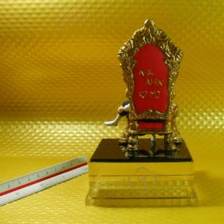 Michael Jackson Crafted Mini Statue Michael You Are Only King of Pop Case