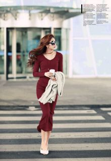 Autumn Womens Lady Solid Color Casual Full Length Long Maxi Vest Sun Dress Skirt