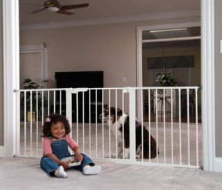 Kidco G15 6 Feet Gateway Pressure Mounted Safety Gate