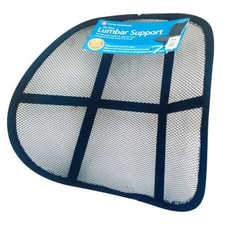 Air Flow Chair Back Support Net Seat Cushion Ergonomic Lumbar Back Support