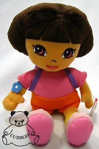 Dora Explorer Girls Doll