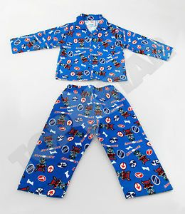 Baby Kids Boys Thomas Friends Pyjamas Pajamas Age 18 24 Months New