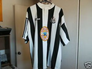 Newcastle United Football Club Adidas Home Jersey