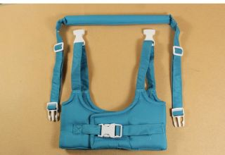 New Infant Kid Baby Walking Assistant Walker Harness Tool Safety Crossbar