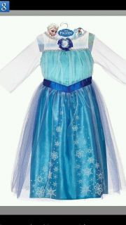 Disney Frozen Dress Elsa Very Hard to Find Sold Out Everywhere
