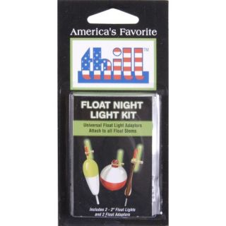 Lindy Thill Float Night Kit Easily Converts Your Float Into A Lighted Bobber