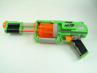 4 Nerf Guns Lot N Strike Maverick Rev 6 Vortex Dart Toy Kids Disc Outside Summer
