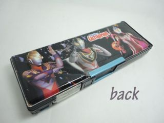 New School Supplies Multifunction Pencil Boxes Ultraman Q019