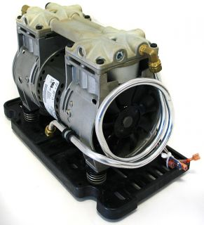 Thomas WOB L Vacuum Pump Air Compressor 480W 2660CE32