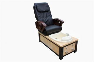 Sakura BM Massage Pedicure Spa Chair New Free Stool
