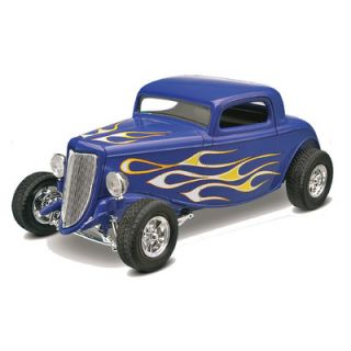 Revell 125 34 Ford Street Rod Car Model Kit