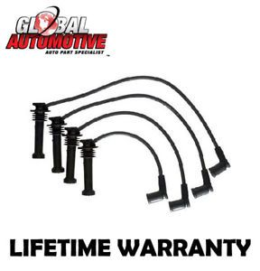 New Premium High Performance Spark Plug Wire Set Ford Mazda Mercury 6465