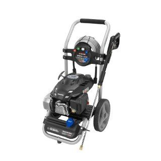 New Power Stroke 2700 PSI Gas Pressure Washer Subaru Engine Car Home Power Clean