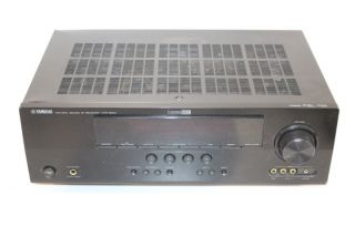 Untested as Is Yamaha HTR 6230 5 1 Channel Home Theatre Receiver