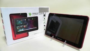Visual Land 16GB WiFi Android Bluetooth Prestige 10 Internet Tablet Red 2EFN 2 828063411072