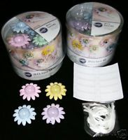 40 Wilton Flower Baby Shower Favor Kits Template Labels