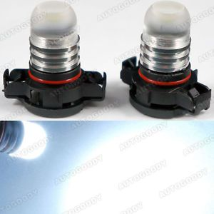 High Power White LED Fog Light Bulbs DRL Lamp 5202 5201 H16 PSX24W