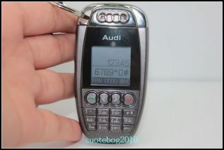 2012 New Super Small Mini Candy Bar Car Keys Mobile Phone